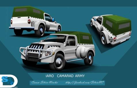 iARO Camarad army
